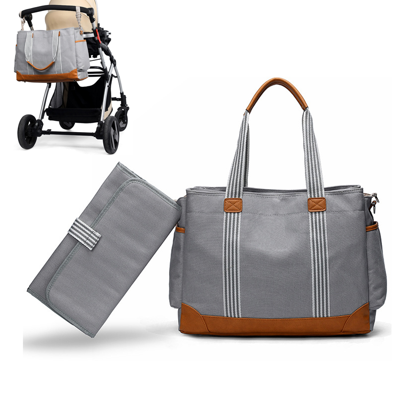 Diaper Bag For Mommy Nappy Shoudler Messenger Bags Mother Travel Luiertas Fashion Stroller Baby Infant Organizer Nursing To Care