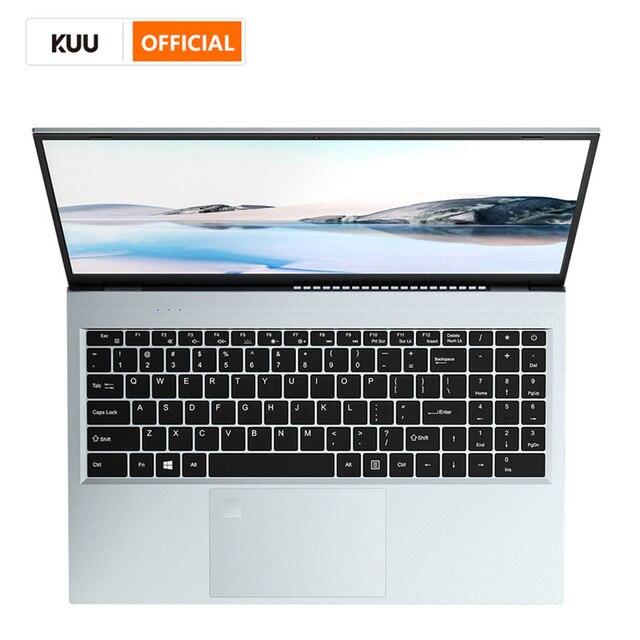 15.6 Inch 10th Gen Intel Core i5-1035G4  Laptop 16GB RAM 512GB SSD Windows 10 Backlit Keyboad Type-C Fingerprint Unlock Computer 1