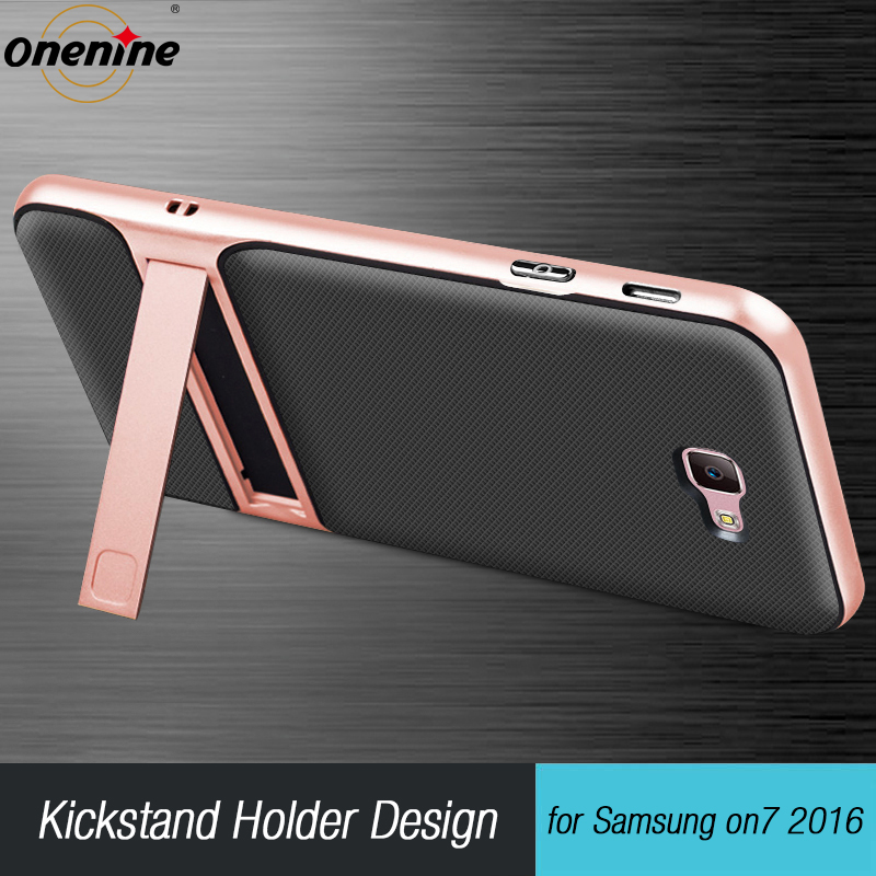 3D Kickstand Phone Back Cover για Samsung J7 Prime Case Cover TPU - Ανταλλακτικά και αξεσουάρ κινητών τηλεφώνων - Φωτογραφία 6