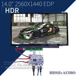 14 cal 1920X1080 dla systemu Linux/android /win7 8 10 Raspberry Pi3 plug and play ekran LCD zestawy DIY