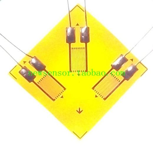 120-3CA Strain Gauge / 120-2CA Strain Gauge / Multiaxial Strain Gauge / Residual Stress Strain Gauge