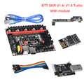 Bigtreetech btt skr v1.4 32 비트 보드 skr v1.4 터보 dcdc 모드 v1.0 wifi btt writer 업그레이드 skr v1.3 3d 프린터 부품