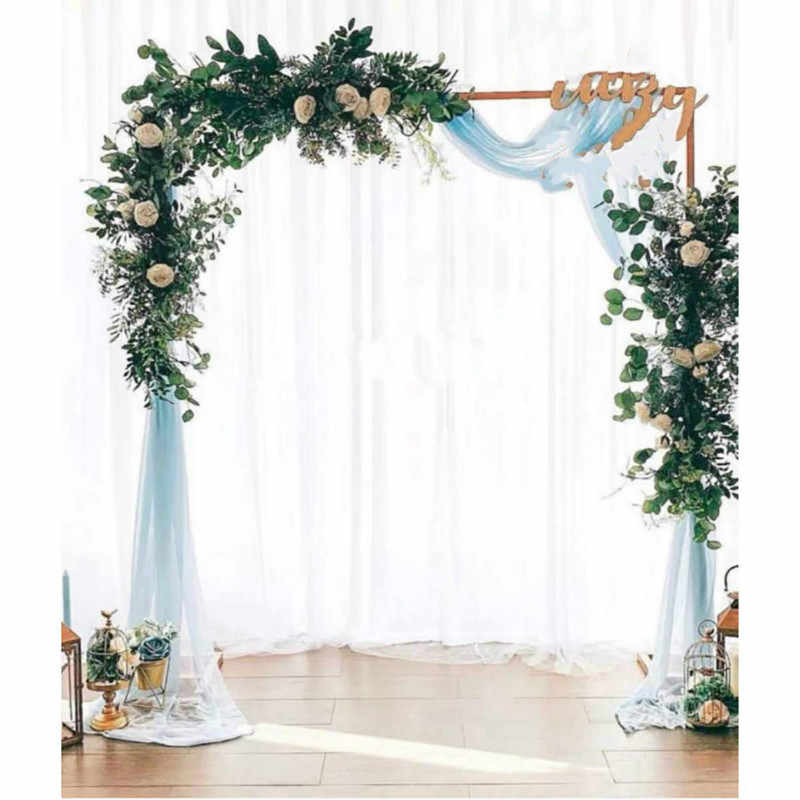 Wedding Arch Decoration Stage Background Frame For Marriage