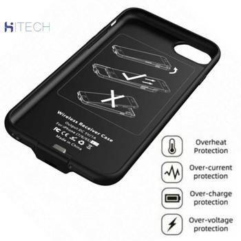 Suitable for Apple 6/6S/7 wireless charger sensitive receiver receiver wireless charging receiver (4.7 black)
