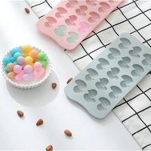 15 ячеек Мини Утка Шоколад силиконовая форма для детей помадка