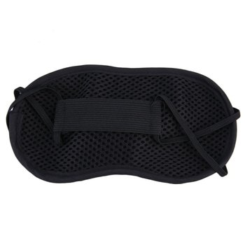 Sleep Mask Comfortable and Super Soft Eye Mask with Adjustable Strap Ultimate Sleeping Aid Blindfold Blocks Light image