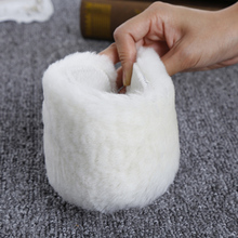 1 Pair Plush Insole Breathable Warm Soft for Women Men Shoes Snow Boots Winter ASD88