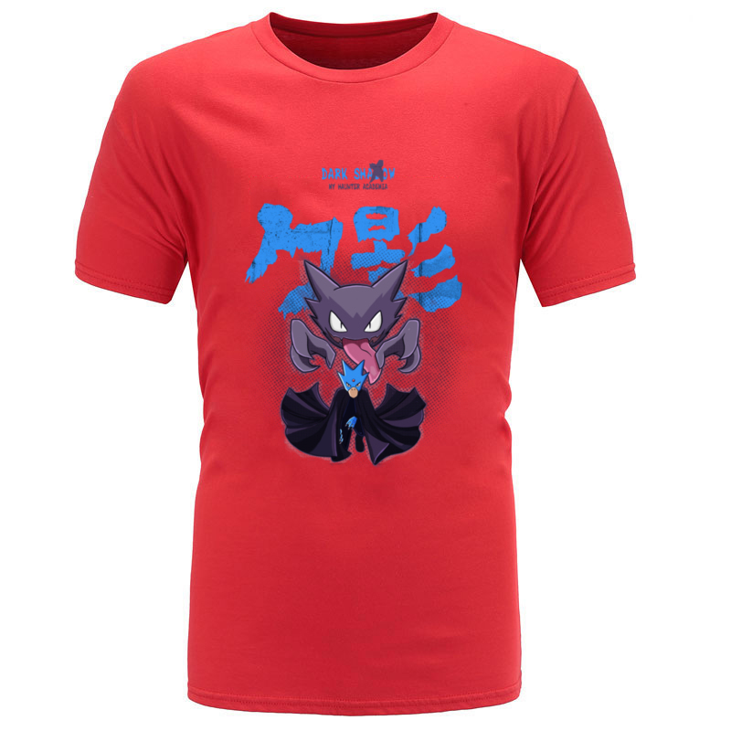 Doingshop Camiseta de Manga Corta para Hombre dise/ño de Demonio Fantasma