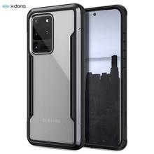 X Doria Verteidigung Schild Telefon Fall Für Samsung Galaxy S20 Ultra Military Grade Tropfen Geprüft Aluminium Fall Abdeckung Für s20 Plus Abdeckung