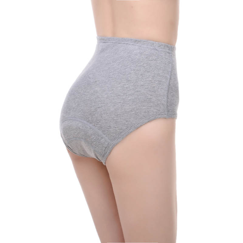 New Adult Waterproof Women's Panties Can Wash Cloth Cover Old Urine Does Not Wet Diaper Pants Incontinence Diaper Underpants