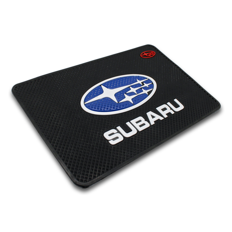 Anti slip Mat Car Interior Accessories Car Styling Case For Subaru forester 2019 sg5 impreza 2008 wrx sti legacy outback tribeca
