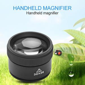 30X Magnifying Glass Portable