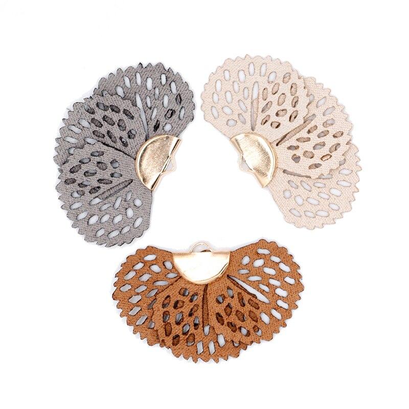 10pcs/lot Tassel/jewelry Accessories/earring Accessories/metal Ring Tassel/earring Making/ For Diy Women Earrings Jewelry