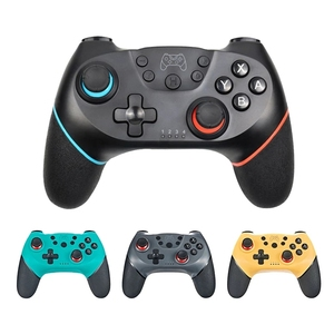 Image 1 - Wireless Bluetooth Gamepad For Nintend Switch Pro NS Switch Pro Game joystick Controller For Switch Console with 6 Axis Handle