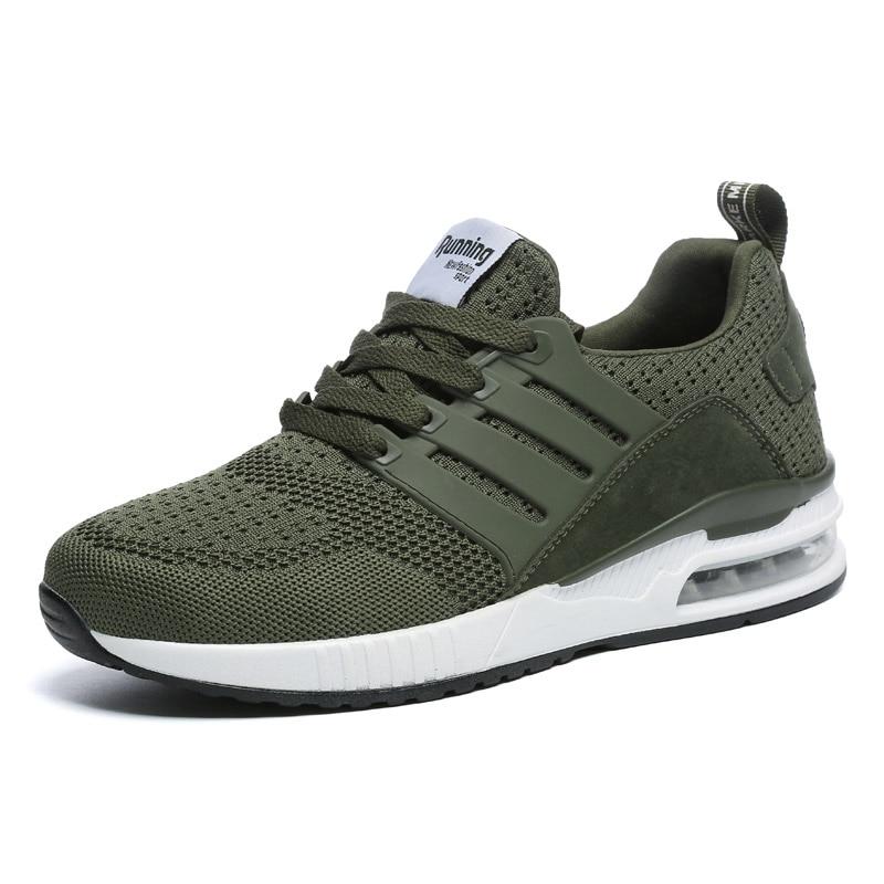 2020 новые мужские кроссовки для мужчин резиновые черные кроссовки армейский зеленый дышащая сетка спортивная обувь мужские женские розовые кроссовки