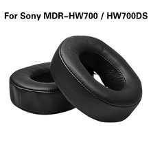 Replacement Earpads for Sony MDR HW700 Headphone Soft Protein Foam Ear Pads Cover Cushion for  for Sony HW700DS Earphone