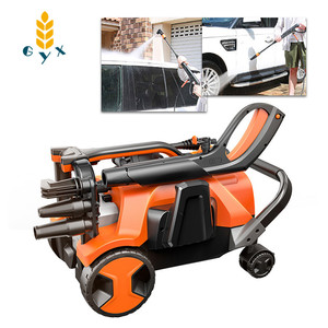 Image 1 - High Pressure Car Washer / Copper Motor Self Priming Washer / Car Washer Pump / Home Self Service Car Car Washer