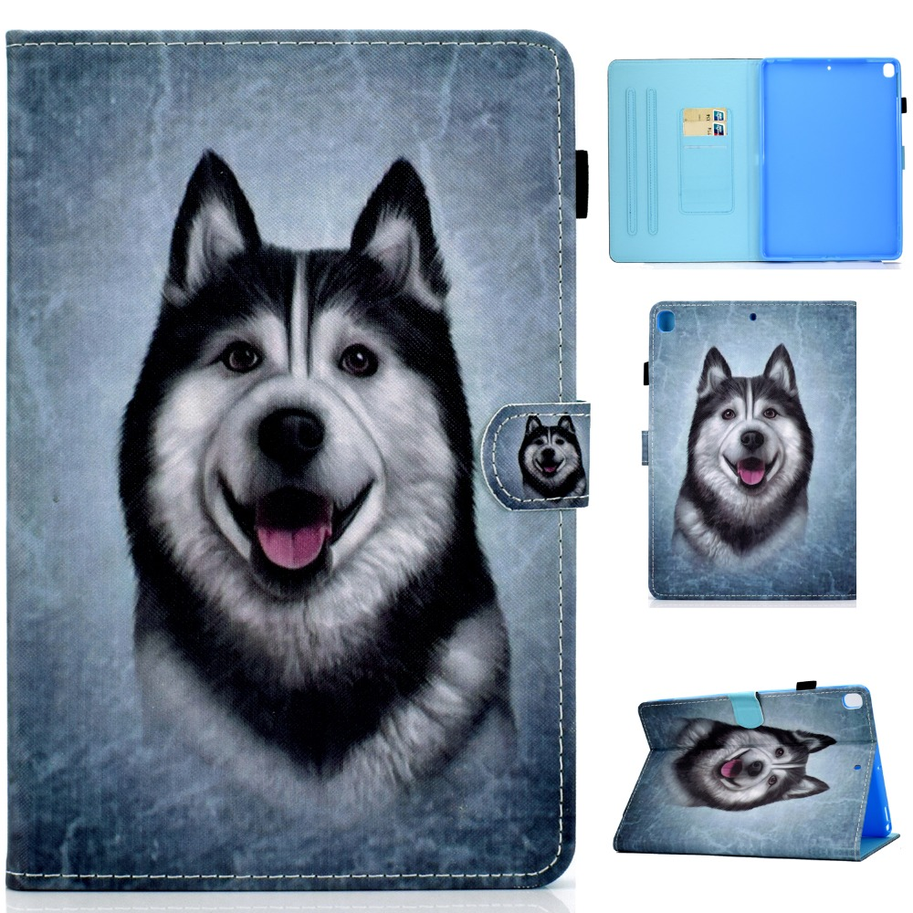 for iPad New iPad/10.2inch/Model/.. Case A2197-Cover Book-Stand 7th