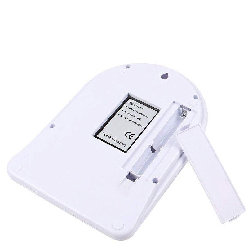 SF400 кухонные весы, цифровые пищевые весы, высокоточные кухонные электронные весы, 10 кг-4