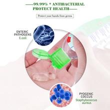 30/50/70/100ml Travel Hand Sanitizer Gel Anti-Bacteria Moisturizing Liquid Disposable No Clean Waterless Antibacterial Hand Gel