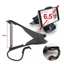 1PCS New Design Clip Smartphone Car Holder Mobile Phone