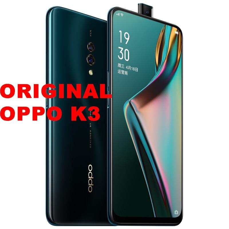 "Stock OPPO K3 Smart Phone Android 9.0 6.5"" Full Screen Fingerprint Face ID Snapdragon 710 Octa Core 2340X1080 6G RAM 128G ROM|Cellphones| - AliExpress"