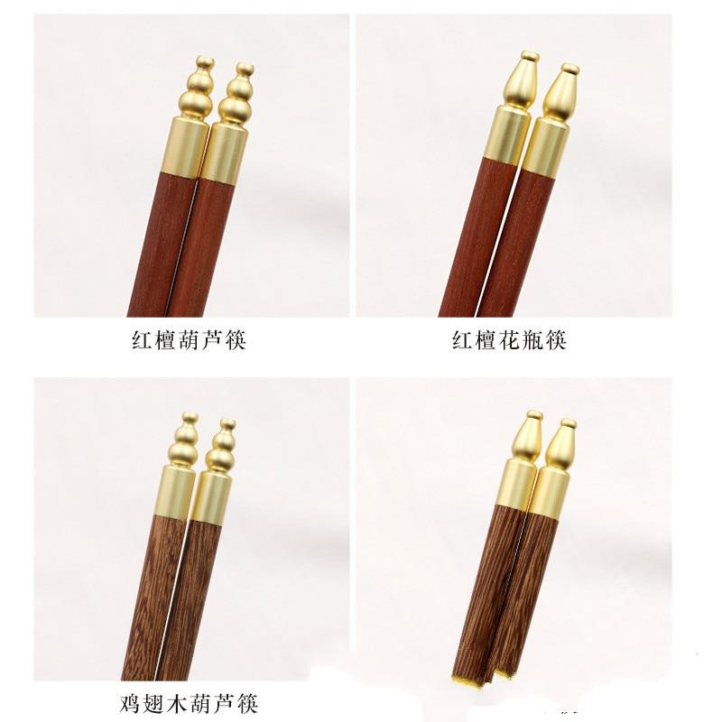 20 пар бамбуковых палочек для еды из натурального японского