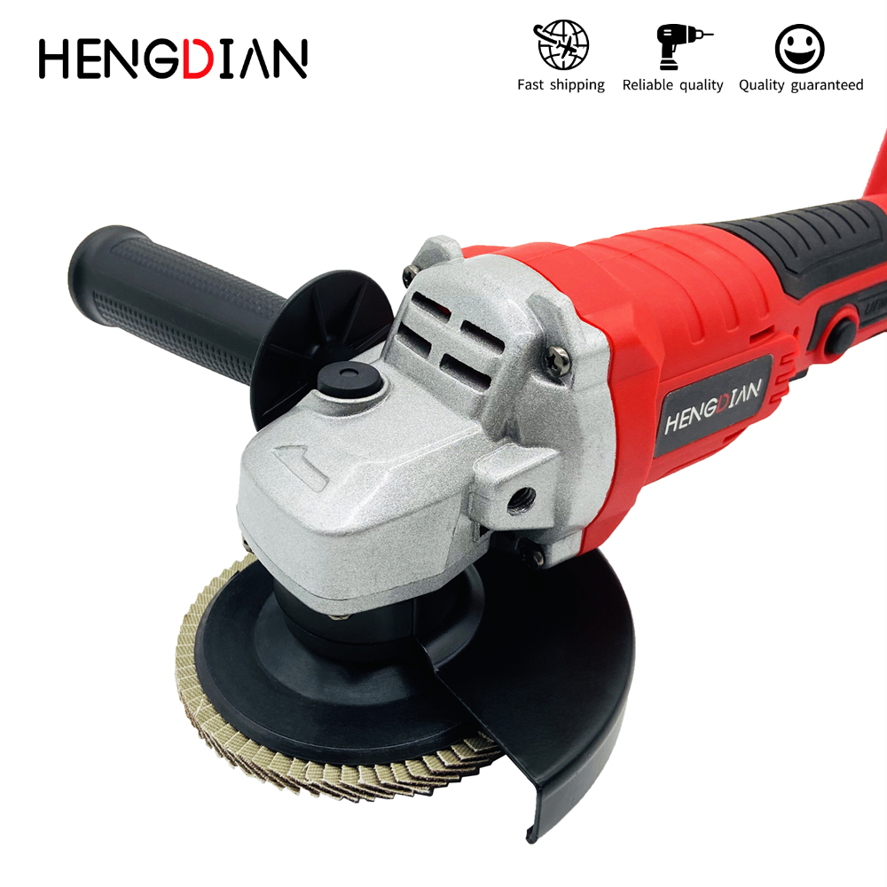 Tools : Sander Rechargeable Brushless Angle Grinder Makita Lithium Battery Wireless Operation is Convenient and Fast
