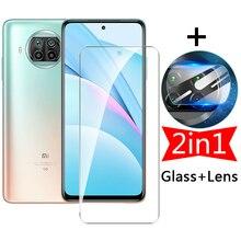 2in1 10 T Lite Screen Protective Glass Camera Lens Protector On The For Xiaomi Mi 10T Lite 5G Mi10 T Mi10t 10tlite Tempered Film