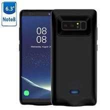 5500mAh Battery Charger Case For Samsung Galaxy Note8 Battery Charger  Power Bank Case For Samsung Galaxy Note9 External Charger