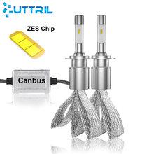 Uttril h4 h7 светодиодный canbus фар h1 h3 h8 h9 h11 9005 9006
