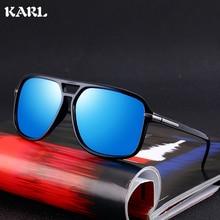 Men Sunglasses Polarized Fashion Brand Design Pilot Male Driving Unisex Travel Glasses UV400