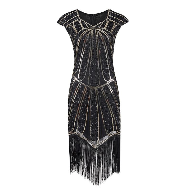Vestido Flecos Talla Grande Coupon For 7495e 34021