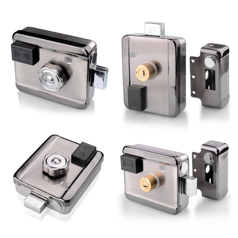 For Video Doorbell Electronic Door Lock IC Door Lock Electronic Lock Remote Control Lock Mobile Phone APP Smart Remote Control 1