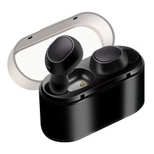 TWS18 True Wireless Bluetooth Earphone Stereo Music in Ear Earbuds Handsfree Sport Headset with Mic for iPhone X Samsung(China)
