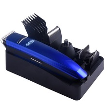 7 in 1 Rechargeable Electric Shaver Five Floating Heads Razors Hair Clipper Nose Ear Hair Trimmer Men Facial Cleaning Brush