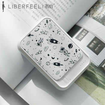 Liberfeel Maoxin power bank type c Android ios portable charger batterie externe phone accessory pink powerbank