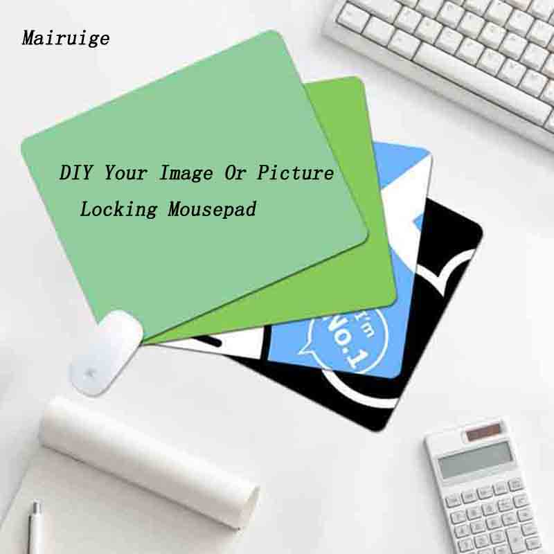 Mairuige  DIY Custom Small Size Mouse Pad Custom Link