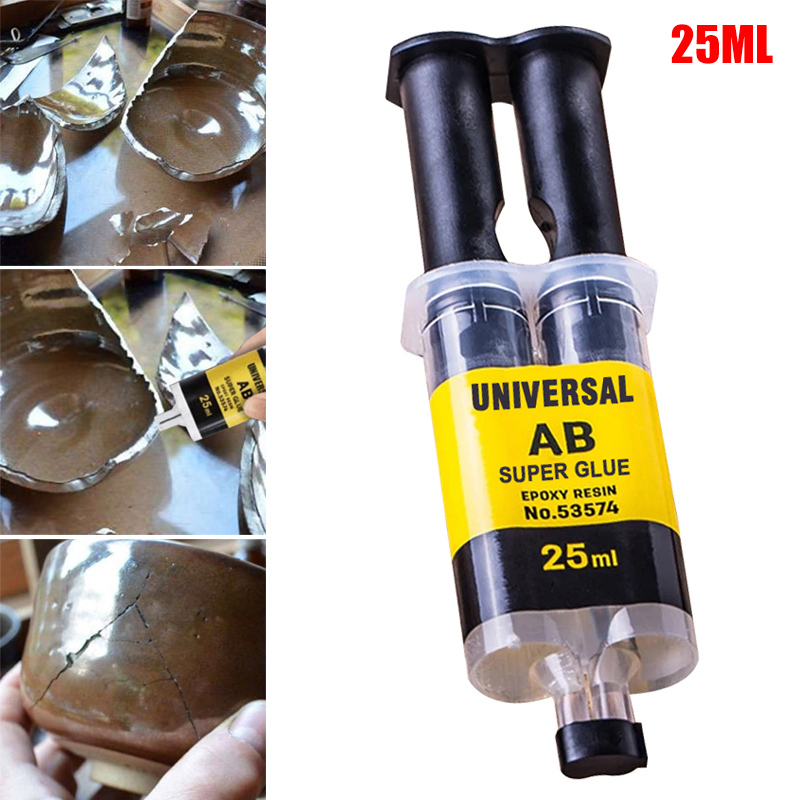 Newly Sale  Industrial High Viscosity Glue Heavy-duty Adhesive For DIY And Repair Jobs L9 #2