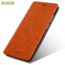 Чехол MOFi для Meizu 16th, чехол для Meizu 16th Plus, чехол для телефона Meizu 16x, корпус из ТПУ, искусственная кожа, чехол книжка