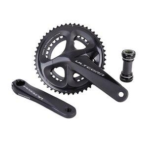 Image 5 - Shimano Ultegra R8000 road bike bicycle 11 22 speed grouspet update Ultegra 6800 group set 170/172.5/175mm 53 39T 50 34T 52 36T