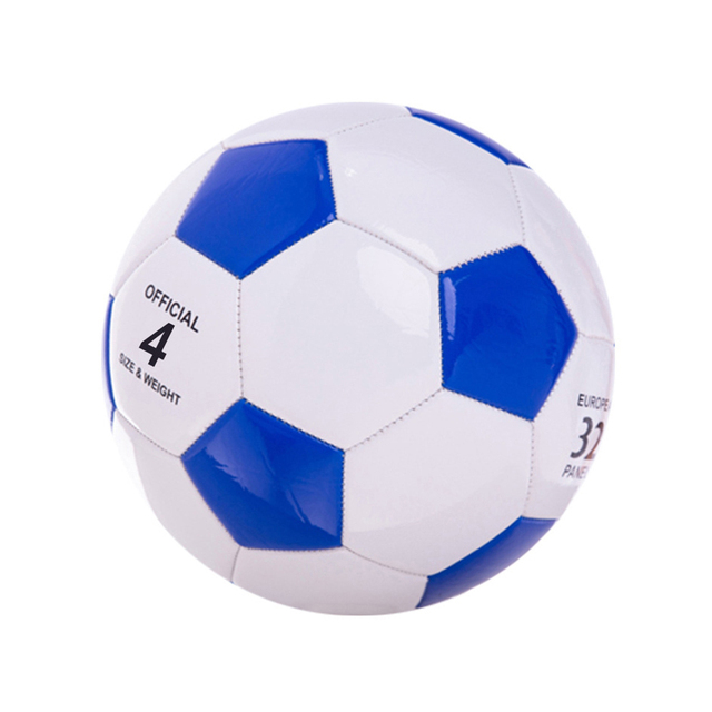 FAUX LEATHER WEARPROOF FOOTBALL SOCCER TRAINING BALL FOR CHILDREN ADULT SUPER