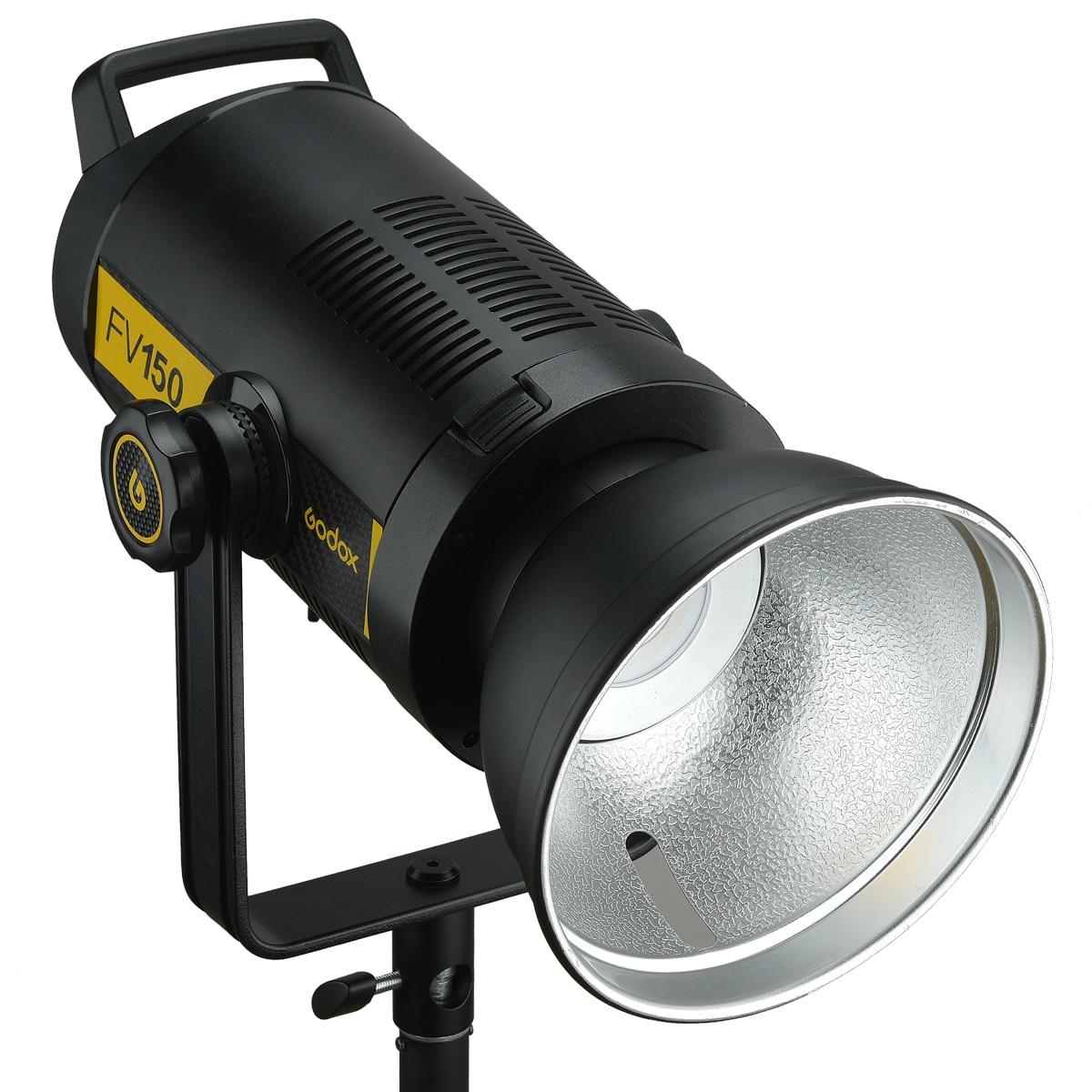 Image 4 - Godox FV150 150 Вт FV200 200 Вт высокоскоростной синхронизационный светодиодный светильник со встроенным беспроводным приемником 2,4G + пульт дистанционного управления Xpro GodoxФотографическое освещение    АлиЭкспресс