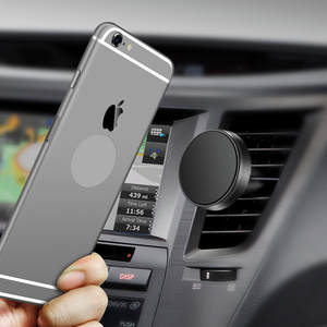 Ottwn Car-Phone-Holder Magnet-Support-Cell Magnetic-Air-Vent-Mount iPhone Xs Mobile Samsung