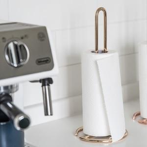 Image 4 - Подставка для полотенец из нержавеющей стали под розовое золото