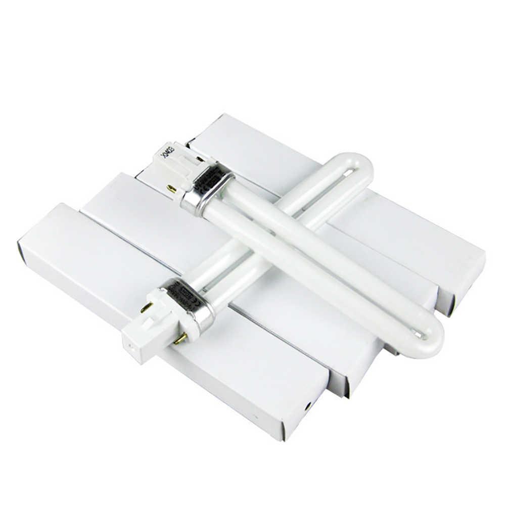 Di ricambio a forma di U 9W UV Essiccatore Del Chiodo Del LED Tubo di Luce Della Lampada per Manicure Macchina