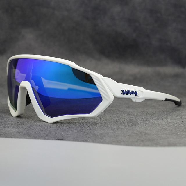 Ciclismo óculos polarizados mtb mountain bike ciclismo óculos de sol óculos de ciclismo óculos de proteção oculos 5