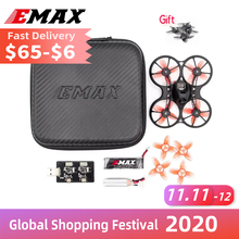 공식 Emax 2S tinhawk S FPV 레이싱 드론 키트 (카메라 포함) 0802 15500KV Brushless Motor Quadcopters RC Plane