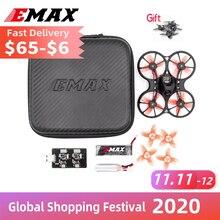 Officiële Emax 2S Tinyhawk S Fpv Racing Drone Kit Met Camera 0802 15500KV Borstelloze Motor Quadcopters Rc Vliegtuig