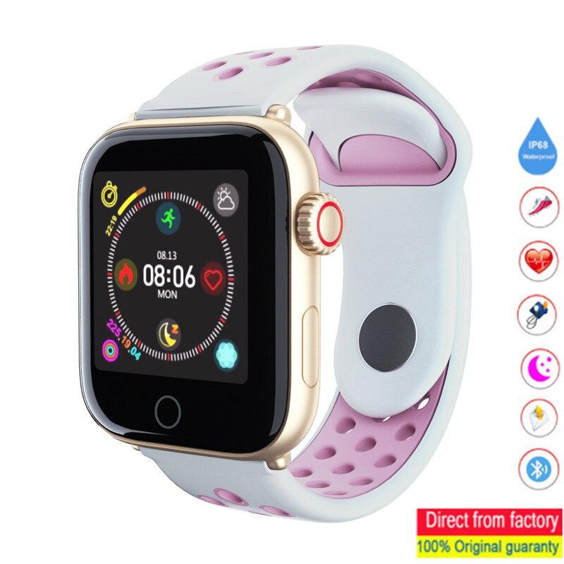 Fitness Tracker Heart-Rate-Monitor Smart-Watch Blood-Pressure IP68 Sports Waterproof
